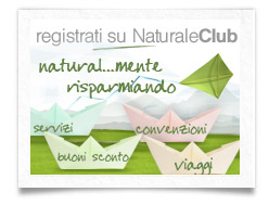 registrati su naturale club